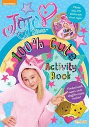 Picture of JoJo 100 Cute Activity Book