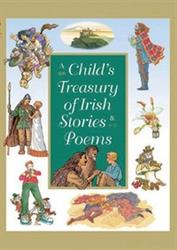 Picture of A Childs Treasury of Irish Stories & Poems