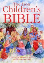 Picture of The Lion Childrens Bible