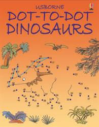 Picture of Dot-to-dot Dinosaurs