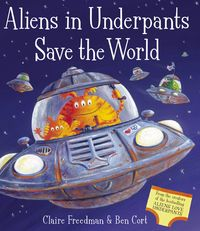 Picture of Aliens in Underpants Save the World