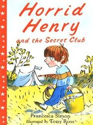 Picture of Horrid Henry and the Secret Club