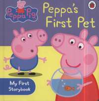 Picture of Peppas First Pet