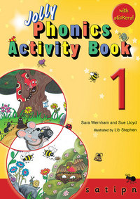 Picture of Jolly Phonics Activity Book 1
