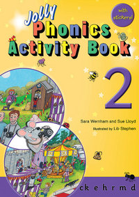 Picture of Jolly Phonics Activity Book 2