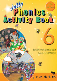Picture of Jolly Phonics Activity Book 6