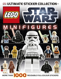 Picture of Lego Star Wars Minifigures Ultimate Sticker Collection