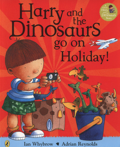 Picture of Harry and the Dinosaurs Go On Holiday