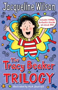 Picture of The Tracy Beaker Trilogy