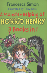 Picture of A Monster Helping of Horrid Henry
