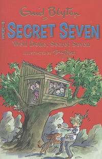 Picture of Well Done, Secret Seven