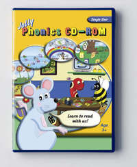 Picture of Jolly Phonics Games Cd (Single User)