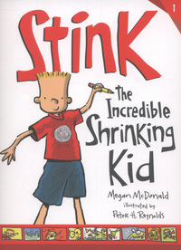 Picture of Stink, the Incredible Shrinking Kid