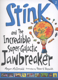 Picture of Stink and the Incredible Super-galactic Jawbreaker
