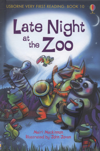 Picture of Late Night at the Zoo