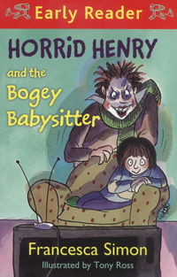 Picture of Horrid Henry and the Bogey Babysitter