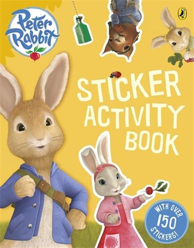 Picture of Peter Rabbit Animation: Sticker Activity Book