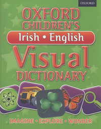Picture of Oxford Childrens Irish-english Visual Dictionary