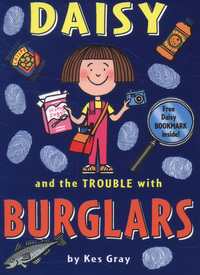 Picture of Daisy and the Trouble With Burglars