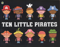 Picture of Ten Little Pirates