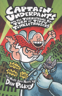 Picture of CAPTAIN UNDERPANTS & THE TERRIFYING RETURN