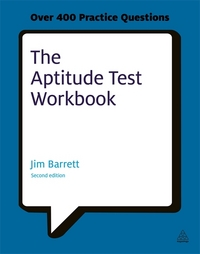 Picture of The Aptitude Test Workbook