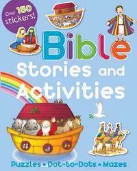 Picture of Bible Story and Activity Book