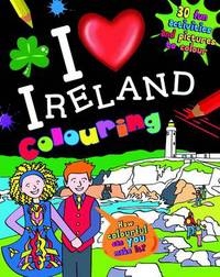 Picture of I Love Ireland Colouring