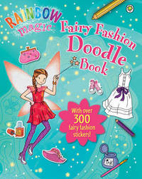 Picture of Fairy Fashion Doodle Book
