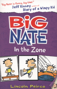 Picture of Big Nate in the Zone
