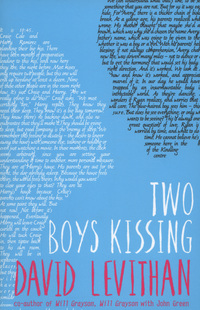 Picture of Two Boys Kissing