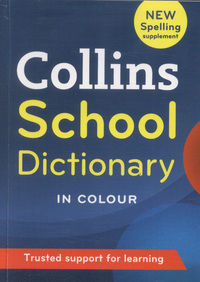 Picture of Collins School Dictionary