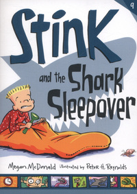 Picture of Stink and the Shark Sleepover