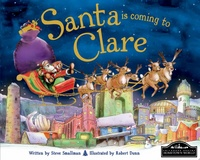 Picture of Santa Is Coming to Clare