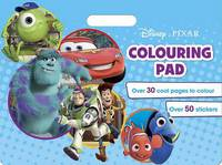 Picture of Disney Pixar Colouring Floor P