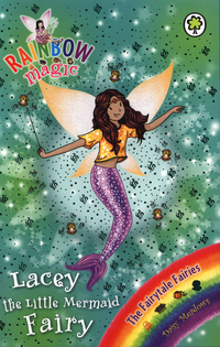 Picture of Lacey the Little Mermaid Fairy