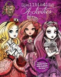 Picture of Ever After High Fairy Tale Act