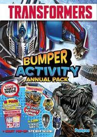 Picture of Transformers Activity Annual B