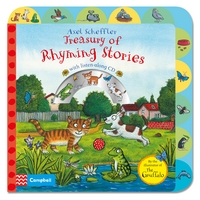 Picture of Axel Scheffler Treasury of Rhy