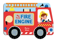 Picture of My First Fire Engine Board Book
