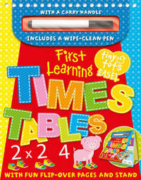Picture of Times Tables  P/b