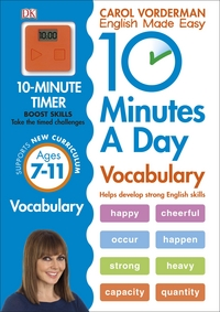 Picture of Vocabulary. Ages 7-11