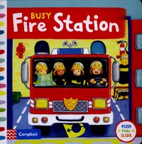 Picture of Busy Fire Station Board Book