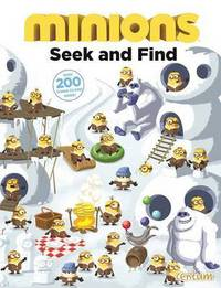 Picture of Minions: Seek & Find