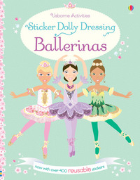 Picture of Sticker Dolly Dressing Balleri