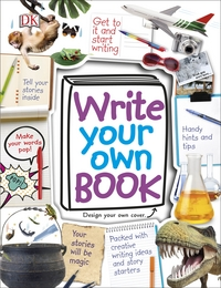 Picture of The write your own book book