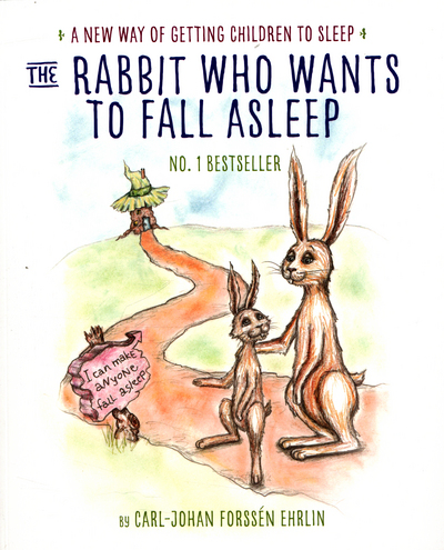 Picture of The rabbit who wants to fall a