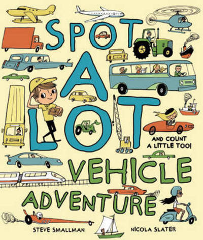 Picture of Spot A Lot Vehicle Adventure