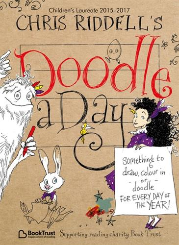 Picture of Chris Riddells Doodle-a-Day