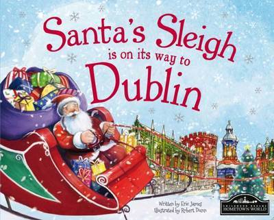 Picture of Santas Sleigh Is On Its Way To Dublin